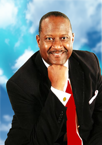 Bishop James E. Parris, Jr.